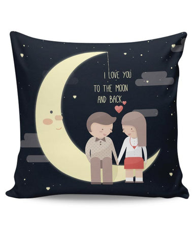 I Love You Cushion Cover Online India