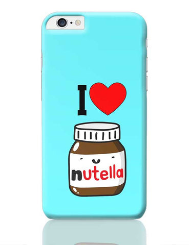 Nutella Love iPhone 6 Plus / 6S Plus Covers Cases Online India