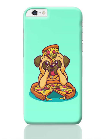 Pug Pizza iPhone 6 Plus / 6S Plus Covers Cases Online India
