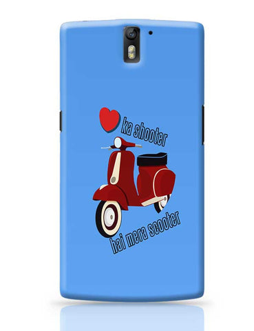 Dilon Ka Shooter - Dhinchak Pooja OnePlus One Covers Cases Online India
