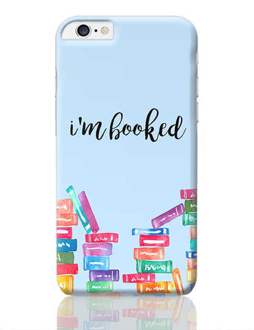 I am Booked iPhone 6 Plus / 6S Plus Covers Cases Online India