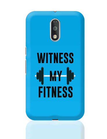 Witness My Fitness Moto G4 Plus Online India