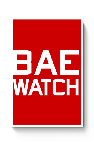 BAE WATCH Poster Online India