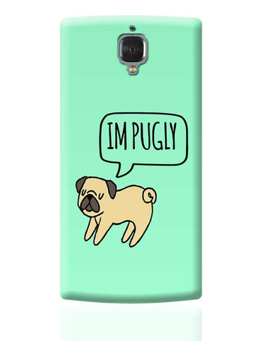 Im PUGLY OnePlus 3 Covers Cases Online India