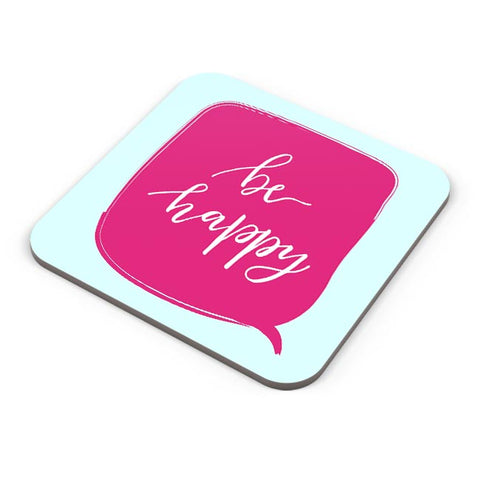 BE HAPPY Coaster Online India
