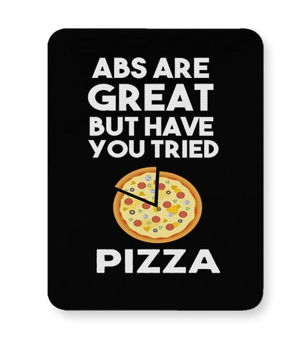 Abs are great But Have you Tried Pizza Mousepad Online India