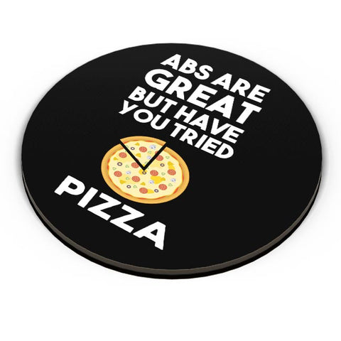 Abs are great But Have you Tried Pizza Fridge Magnet Online India