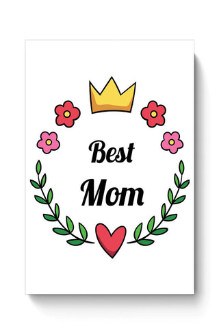 Buy BEST MOM Poster