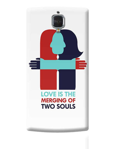 Merging Souls OnePlus 3 Covers Cases Online India
