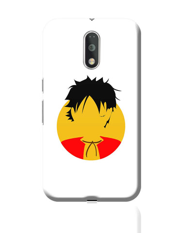 Luffy-One Piece Moto G4 Plus Online India