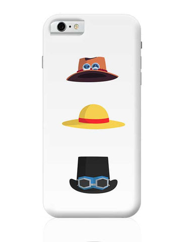 Hats, Anime, One Piece, Luffy iPhone 6 / 6S Covers Cases