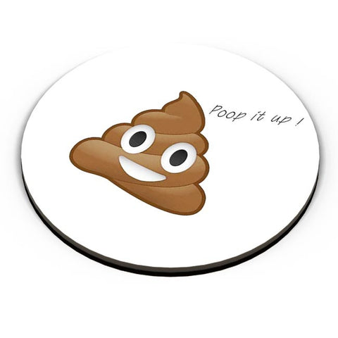 Poop it up! Fridge Magnet Online India