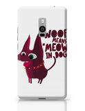 Woof OnePlus Two Covers Cases Online India