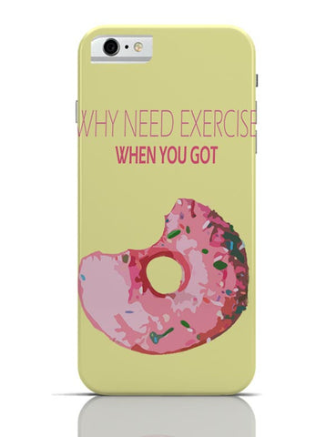 Doughnut Lover iPhone 6 / 6S Covers Cases