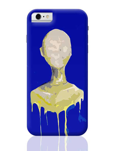 Faceless, Melting,Art,Portrait,Posterguy iPhone 6 / 6S Covers Cases