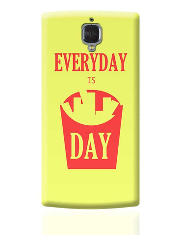 Everyday is FriDay OnePlus 3 Covers Cases Online India