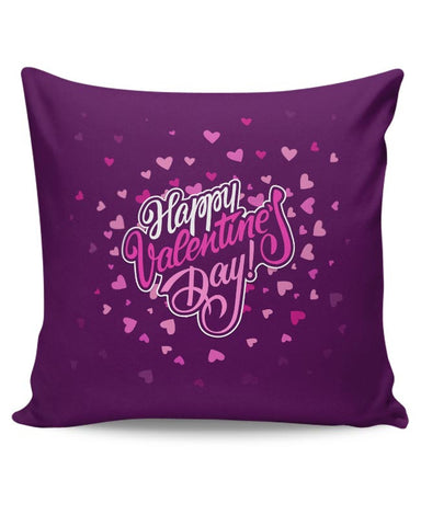 Happy Valentine'S Day Cushion Cover Online India