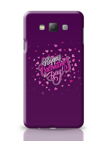 Happy Valentine'S Day Samsung Galaxy A7 Covers Cases Online India