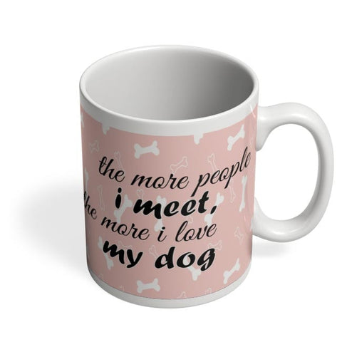 Cute Dog Coffee Mug Online India