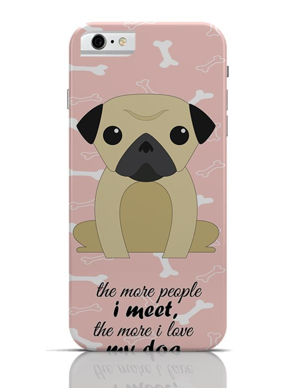 buy online 530e1 bb964 Cute Dog Phone Case Cover