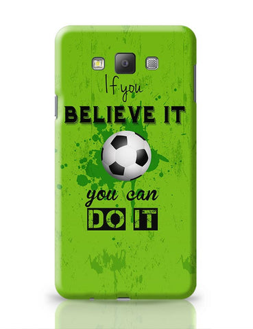 Football Samsung Galaxy A7 Covers Cases Online India