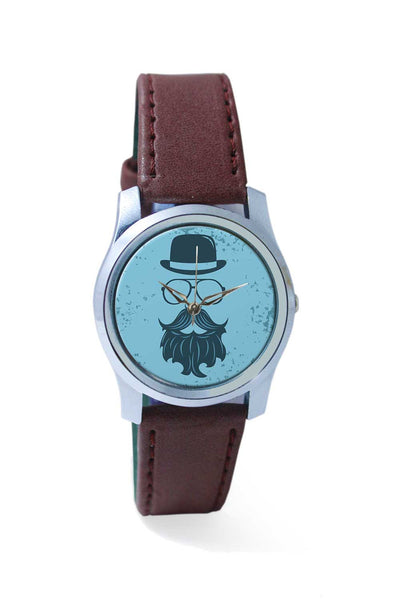 Women Wrist Watch India | Vintage Blue Hipster Wrist Watch Online India