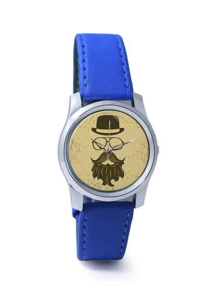 Women Wrist Watch India | Vintage Brown Hipster Wrist Watch Online India