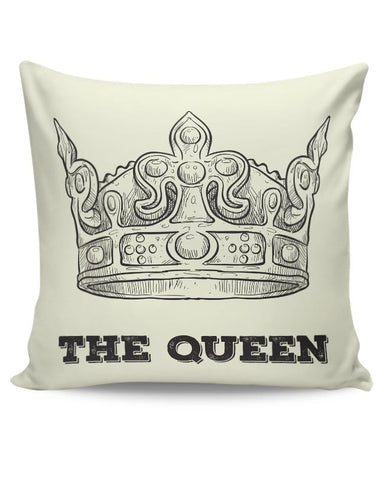 A Queen Never Cushion Cover Online India