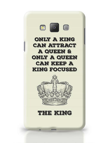 Only A King Samsung Galaxy A7 Covers Cases Online India