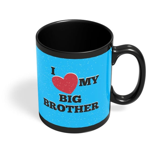 Big Brother Black Coffee Mug Online India