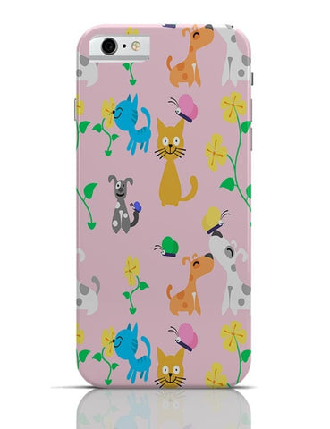 Cartoon iPhone 6 / 6S Covers Cases