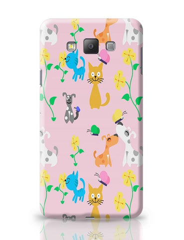 Cartoon Samsung Galaxy A7 Covers Cases Online India