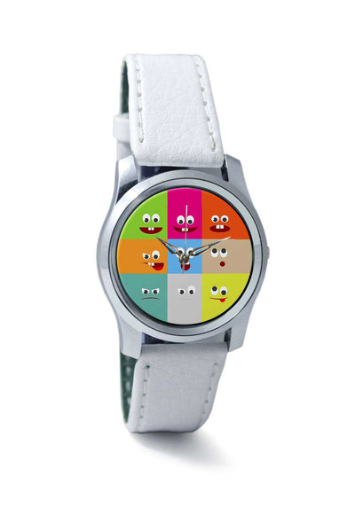 Women Wrist Watch India | Smiley Wrist Watch Online India