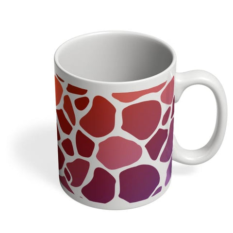 Abstract Giraffe Print Coffee Mug Online India