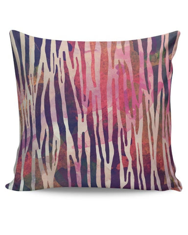 Abstract Zebra Print Cushion Cover Online India