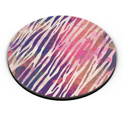 Abstract Zebra Print Fridge Magnet Online India