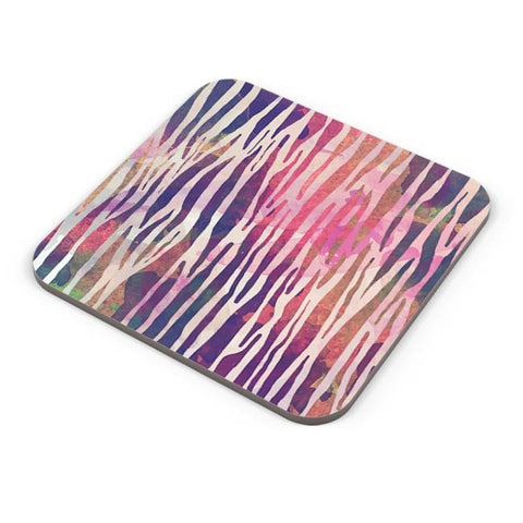 Abstract Zebra Print Coaster Online India