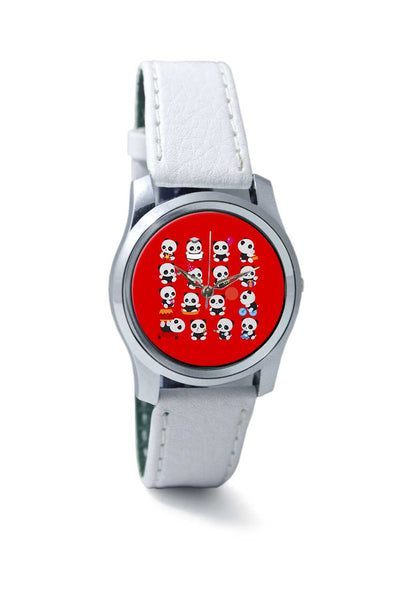 Women Wrist Watch India | Panda Family Wrist Watch Online India