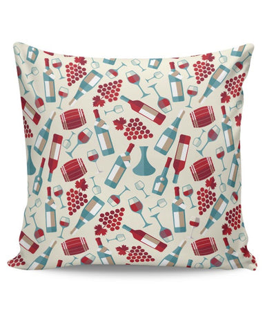 Grape Wine Cushion Cover Online India
