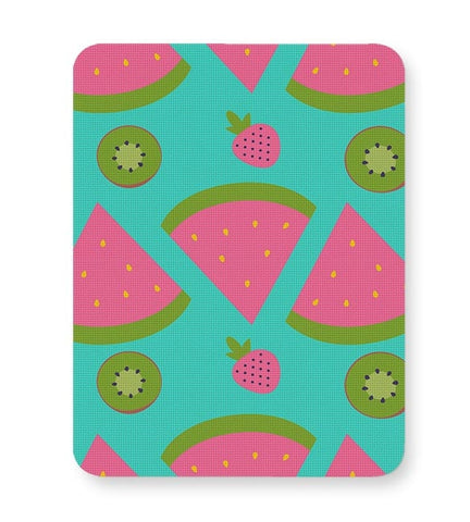 """Watermelon "" sky blue backgrond Mousepad Online India"