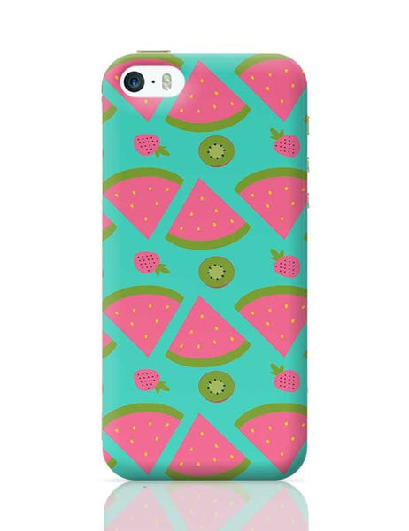 """Watermelon "" sky blue backgrond iPhone 5/5S Covers Cases Online India"