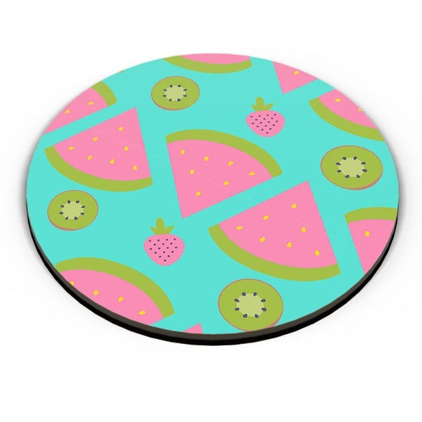 """Watermelon "" sky blue backgrond Fridge Magnet Online India"