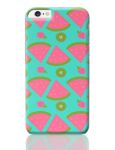 """Watermelon "" sky blue backgrond iPhone 6 Plus / 6S Plus Covers Cases Online India"