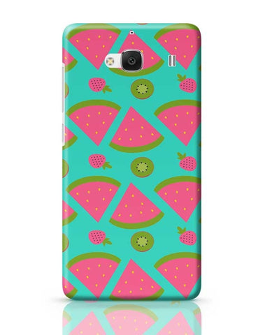 """Watermelon "" sky blue backgrond Redmi 2 / Redmi 2 Prime Covers Cases Online India"