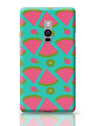 """Watermelon "" sky blue backgrond OnePlus Two Covers Cases Online India"