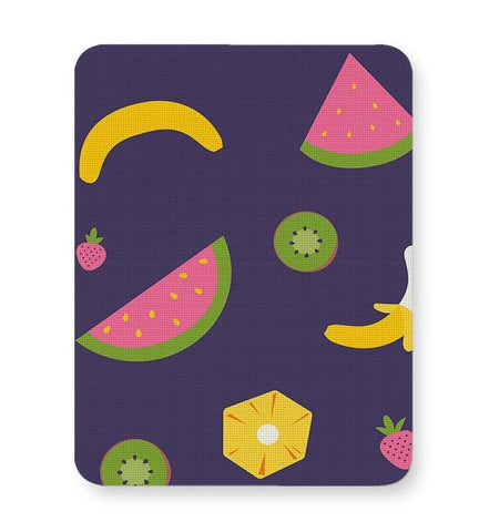 """Watermelon ""  blue backgrond Mousepad Online India"
