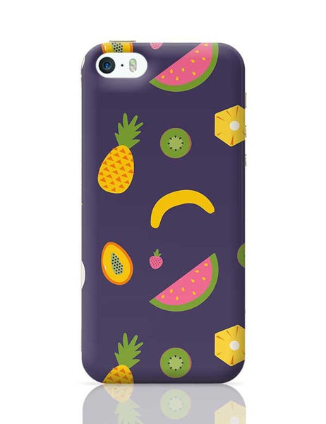 """Watermelon ""  blue backgrond iPhone 5/5S Covers Cases Online India"