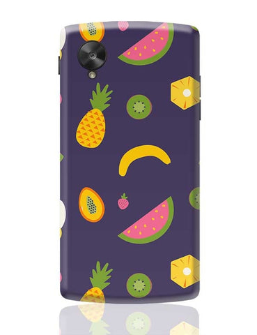 """Watermelon ""  blue backgrond Google Nexus 5 Covers Cases Online India"
