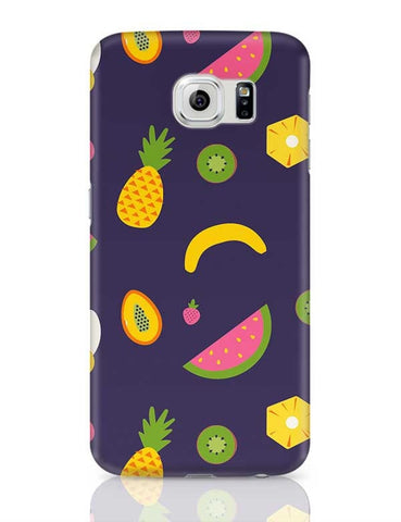 """Watermelon ""  blue backgrond Samsung Galaxy S6 Covers Cases Online India"