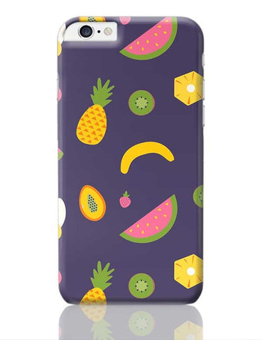 """Watermelon ""  blue backgrond iPhone 6 Plus / 6S Plus Covers Cases Online India"